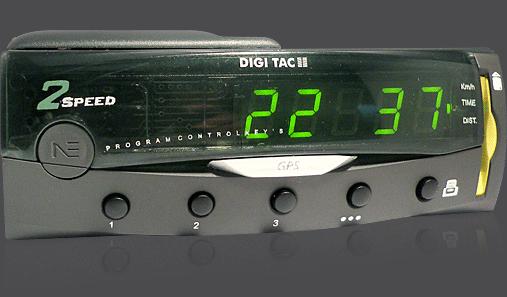 Tacógrafos digitales DIGI TAC