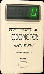 Odómetro - Odometer