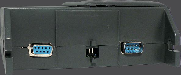 Tacógrafo digital - DIGI TAC RPM II - Conexões