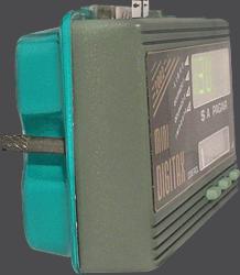 Taxímetro digital - DIGI TAX Mini - Medidas